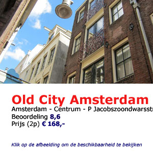 old city amsterdam